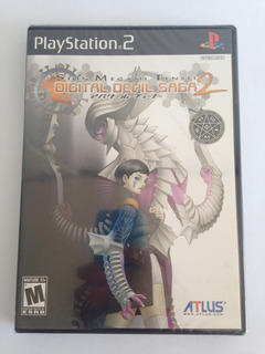 Shin Megami Tensei: Digital Devil Saga 2 Ps2, Cyclegames