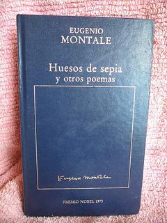 Huesos De Sepia Y Otros Poemas Eugenio Montale