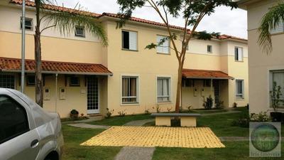 Casa Em Condomínio Para Venda Em Votorantim, Villa Flora, 3 Dormitórios, 2 Banheiros, 1 Vaga - 110618