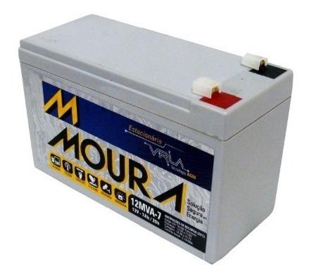 Bateria Moura No-break Apc Back-ups Es 600va Es 400