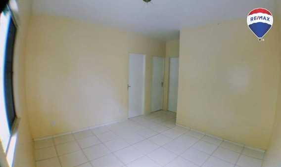 Apartamento Com 2 Dormitórios, 53 M² Res. Safira Park - Belém/pa - Ap0590