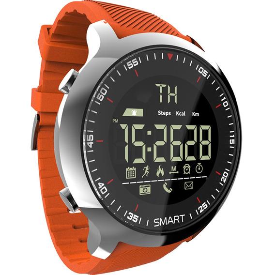 Inteligente Reloj Deporte Lcd Impermeable Lokmat Mk18