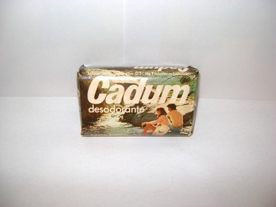 Antiguo Jabon Cadum De 150 Gr