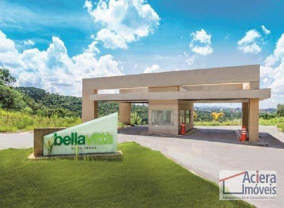 Terreno À Venda, 374 M² Por R$ 160.000 - Bella Vittà Vista Verde - Cotia/sp - Te1116