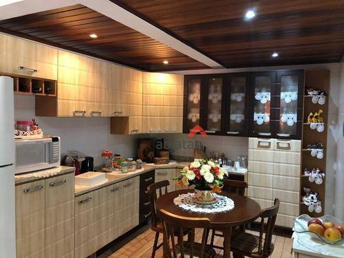 Imagem 1 de 14 de Chácara Com 3 Dormitórios À Venda, 2000 M² Por R$ 1.200.000,00 - Retiro Vale Do Sol - Embu Das Artes/sp - Ch0005