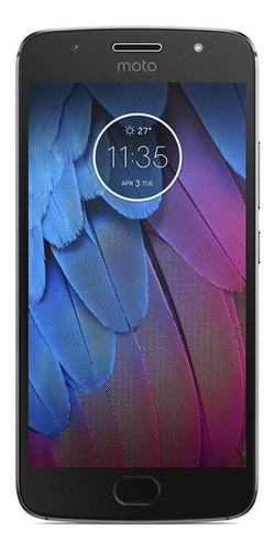 Celular Motorola Moto G5s 32gb Platinum Usado Seminovo Bom