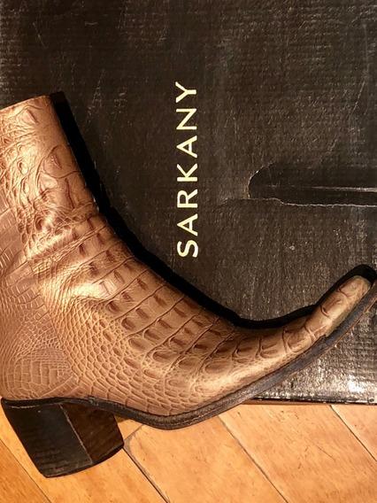 Botas Texanas Ricky Sarkany N° 37