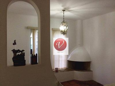Casa Residencial Para Locação, Vila Marina, Santo André. - Ca2859