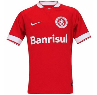 Camisa Infantil Nike Internacional I 14/15 Original+ Nf