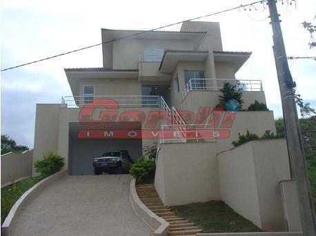 Casa Com 4 Dormitórios À Venda, 405 M² Por R$ 1.250.000,00 - Monterey Ville - Mogi Das Cruzes/sp - Ca0418