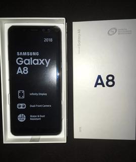 Vendo A8 2018 Samsung, Liberado, Original