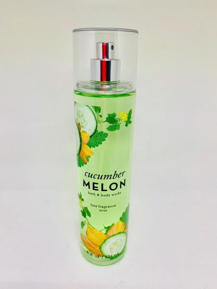 Bath Body Works Fragancia Mista Cucumber Melon