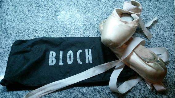 Zapatillas De Punta Bloch