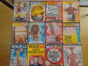 Revista Voce S/a Edições De 2011