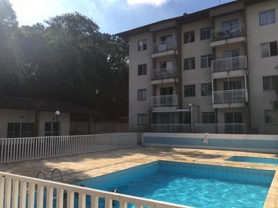 Apartamento Em Centro, Cotia/sp De 50m² 2 Quartos À Venda Por R$ 345.000,00 - Ap59449