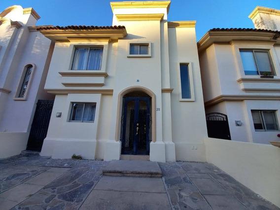 Casa En Renta Fray Junipero Serra, Villa California