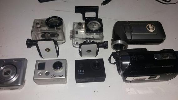 Kit 4cameras Sony Scam E Tecpix Hd
