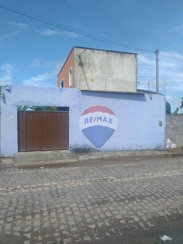 Casa Com 2 Dormitórios À Venda Por R$ 90.000,00 - Bela Parnamirim - Parnamirim/rn - Ca0246