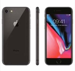 iPhone 8, 64 Gb ... Celular Semi Novo Ainda Na Garantia.