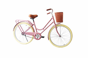 Bicicleta Maja Vintage Clasica Retro Urbana Rod 24 Hot Sale