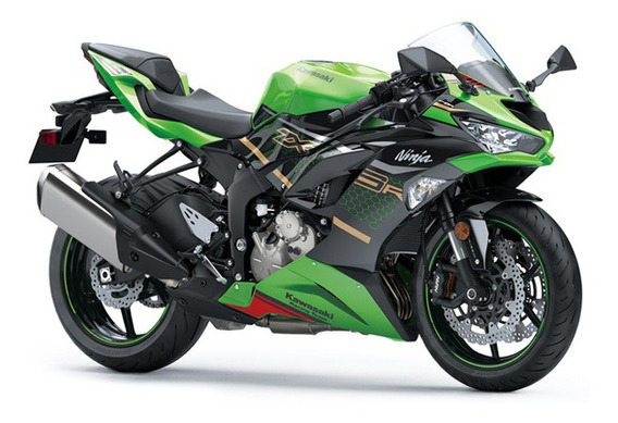 Kawasaki Ninja Zx-6r - 2020 0km - A Pronta Entrega - ( M )