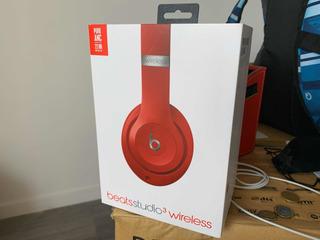 Beats Studio 3 Wireless Caja Solamente - Palermo
