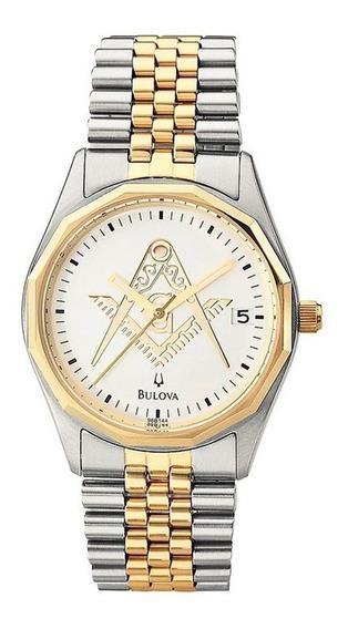 Relógio Bulova Maçom