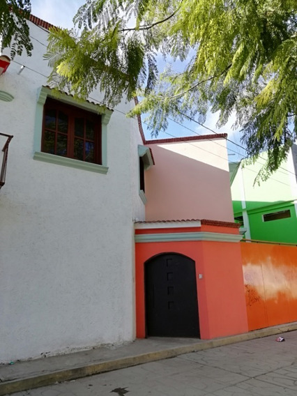 Rento Casa Para Comercio En Oaxaca De Juárez, Oaxaca