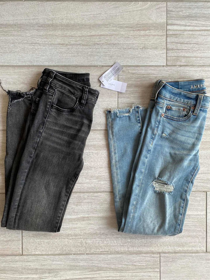 Jeans American Eagle Talle 00