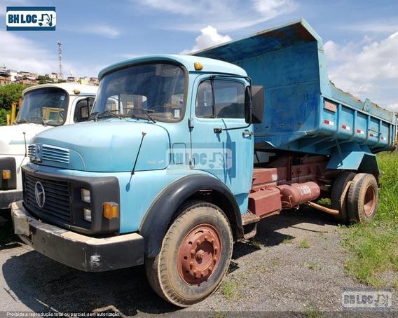 Caminhão Mercedes-benz L-1314 2p (diesel)