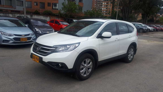 Honda Cr-v 4x4 Ex At 2.4l
