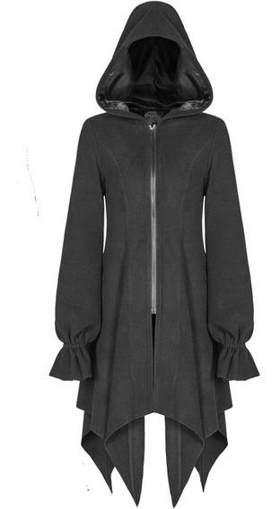 Saquito Cardigan Sweater Tapado Goth Gotico #penumbra