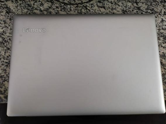 Notebook Lenovo Ideapad 320 I5 7° Geração, 8gb, 1tb Hd.