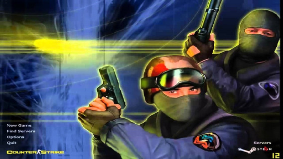 Counter Strike 1.6 Para Computador Mídia Digital