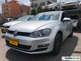Volkswagen Golf Confortline 1600cc 2017