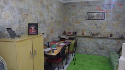 Casa Residencial Para Venda E Locação, Barro Branco, Ribeirão Pires - Ca0261. - Ca0261