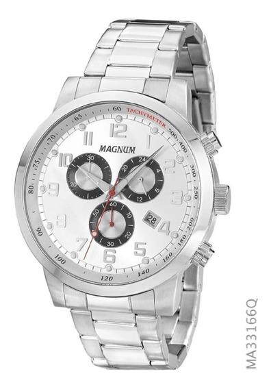 Relógio Analógico Sports Masculino Magnum Ma33166q