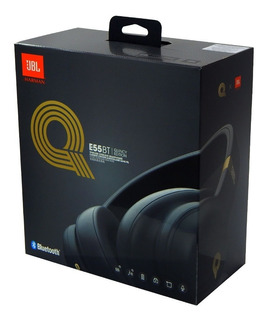 Fone De Ouvido Jbl E55 Bt Quincy Edition - Sem Fio