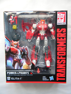 Elita-1 Power Of The Primes Transformers