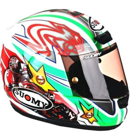 Capacete Suomy Apex Max Limited Edition