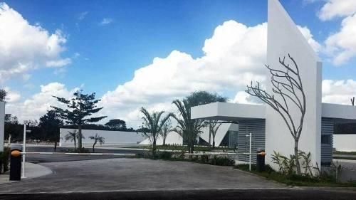 Terreno En Residencial Privado Al Norte De Mérida