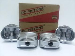 Pistones Ford Fiesta / Ka / Ecosport 1.6 020 Pc Pistons