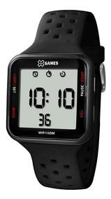Relógio Masculino X Games Retangular Digital Xgppd090 Bxpx