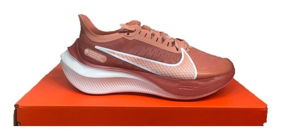 Tênis Feminino Nike Zoom Gravity Rosa E Branco Original