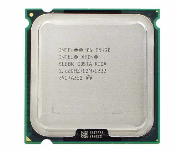 Xeon E5430 (quad Core 2,66)