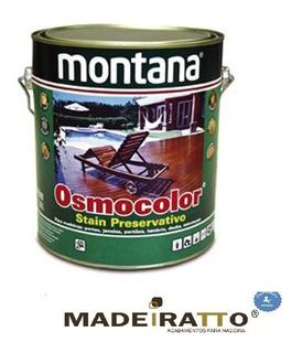 Osmocolor Stain Cores Semitransparentes- Black - 3,6l