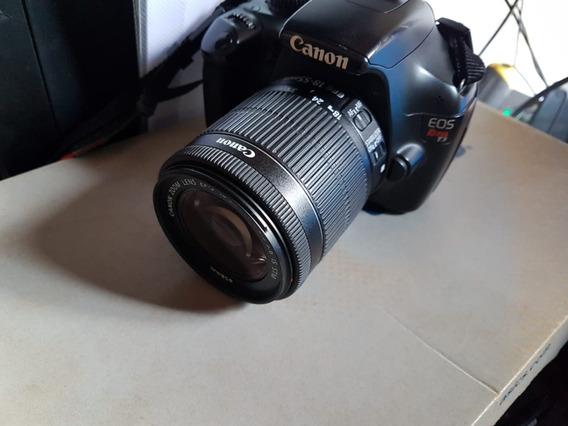 Câmera Profissional Canon T3 Com Lente 15-55