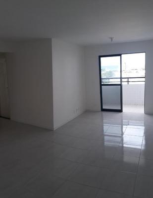 Apartamento Em Piedade, Jaboatão Dos Guararapes/pe De 77m² 3 Quartos À Venda Por R$ 330.000,00para Locação R$ 2.100,00/mes - Ap238207lr