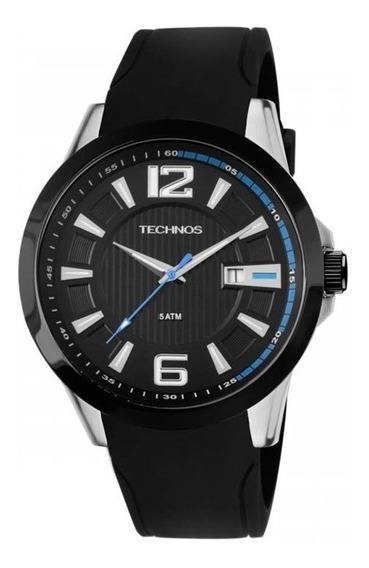 Relógio Technos Masculino Ref: 2115knw/8p