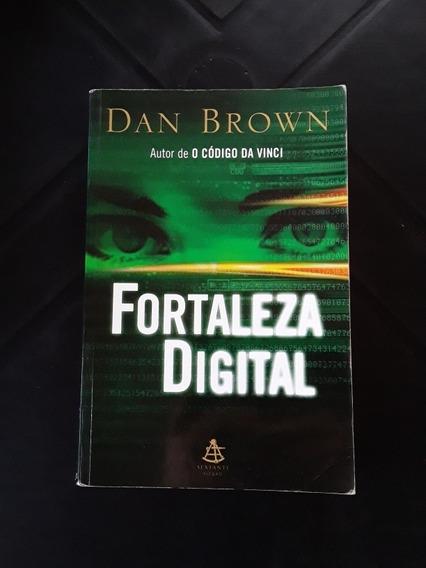 Livro Dan Brown - Fortaleza Digital